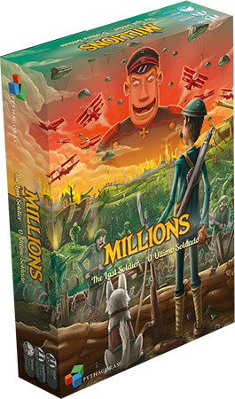 Millions - The Last Soldier (engl.)