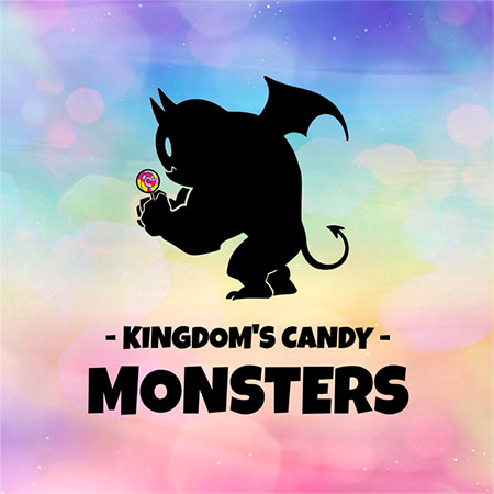 Kingdoms Candy: Monsters