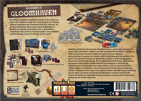 Gloomhaven (dt.) - B-Ware