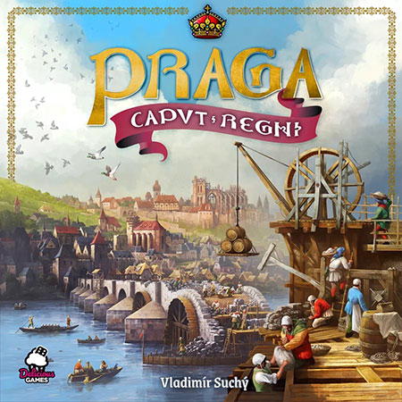 Praga Caput Regni (dt.)
