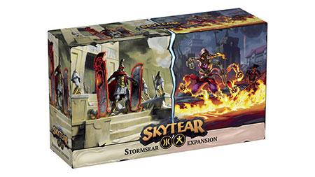 Skytear - Stormsear Erweiterung (franz.)