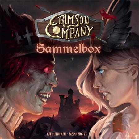 Crimson Company - Sammelbox (dt.)
