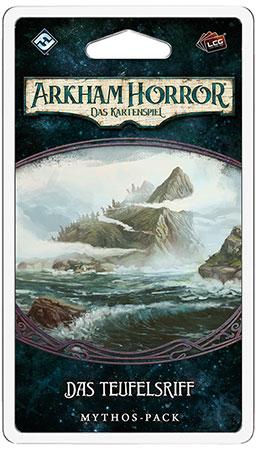 Arkham Horror - Das Kartenspiel - Das Teufelsriff Mythos-Pack (Innsmouth 2)