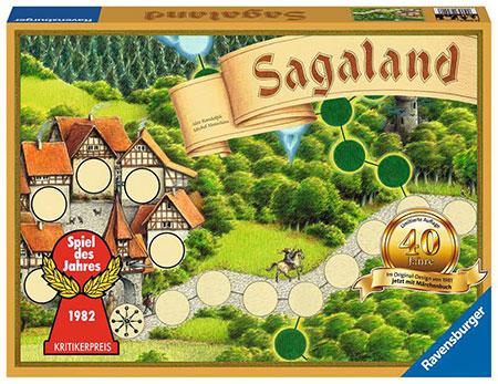 Sagaland - 40 Jahre Jubiläumsedition