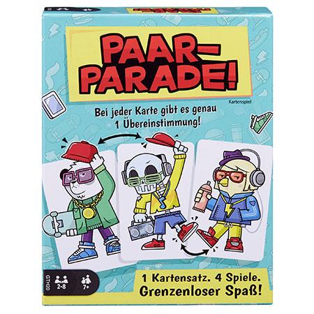 Paar-Parade!