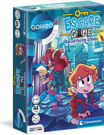 Escape Game – Das verfluchte Schloss