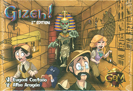 Gizeh - 2nd Edition