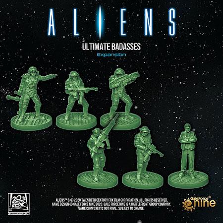 Aliens: Ultimate Badasses Erweiterung (engl.)