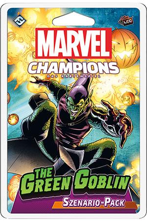 Marvel Champions - Das Kartenspiel - The Green Goblin Erweiterung