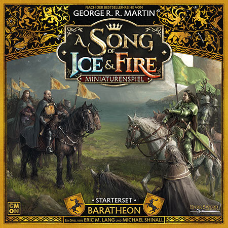 A Song of Ice & Fire - Baratheon Starterset - Grundspiel