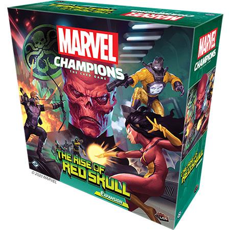 Marvel Champions - Das Kartenspiel - The Rise of Red Skull Erweiterung