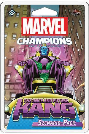 Marvel Champions - Das Kartenspiel - The Once and Future Kang Erweiterung