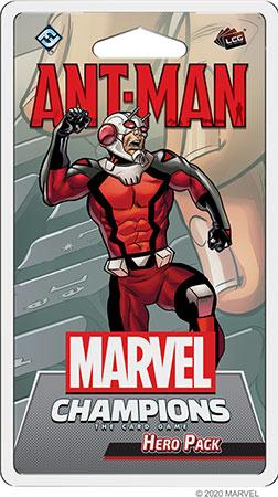 Marvel Champions - Das Kartenspiel - Ant-Man Erweiterung