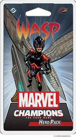Marvel Champions - Das Kartenspiel - Wasp Erweiterung