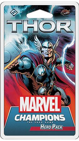 Marvel Champions - Das Kartenspiel - Thor Erweiterung