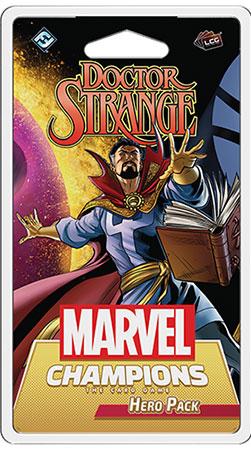 Marvel Champions - Das Kartenspiel - Doctor Strange Erweiterung