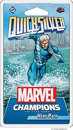 Marvel Champions - Das Kartenspiel - Quicksilver Erweiterung