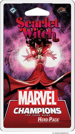 Marvel Champions - Das Kartenspiel - Scarlet Witch Erweiterung
