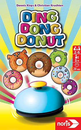 Ding Dong Donut