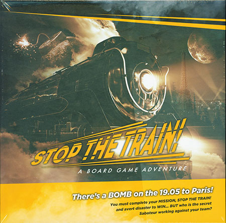 Stop the Train (engl.)
