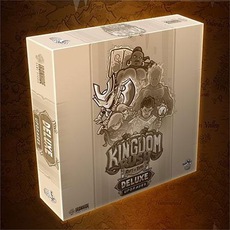 Kingdom Rush - Riss in der Zeit - Verbesserte GameTrayz