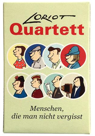 Loriot - Quartett