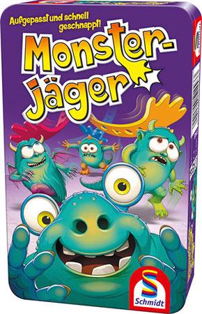 Monsterjäger - Mitbringspiel