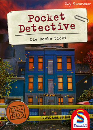 Pocket Detective - Die Bombe tickt (Fall 3)