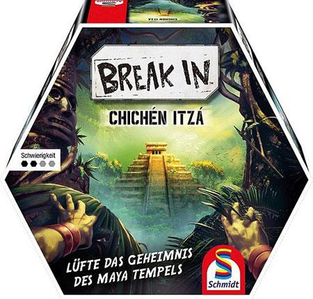 Break In - Chichén Itzá