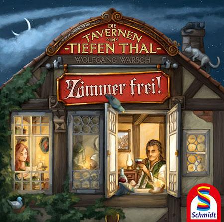Die Tavernen im Tiefen Thal - Das Gasthaus von Tiefen Thal (1. Erweiterung)