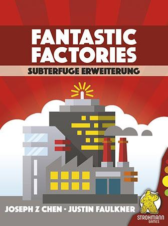 Fantastic Factories - Subterfuge Erweiterung
