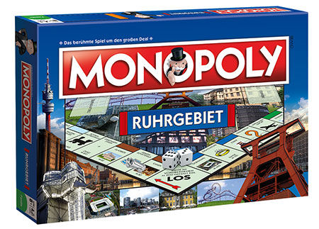 Monopoly - Ruhrgebiet