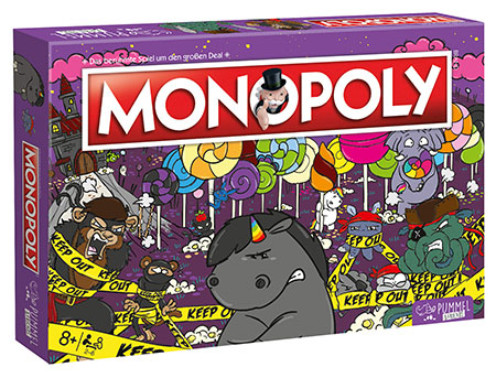 Monopoly - Grummeleinhorn