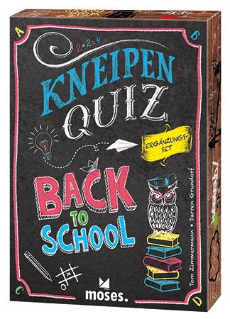 Kneipenquiz - Back to School Erweiterung