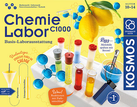 Chemielabor C 1000 X