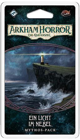 Arkham Horror - Das Kartenspiel - Ein Licht im Nebel Mythos-Pack (Innsmouth 4)