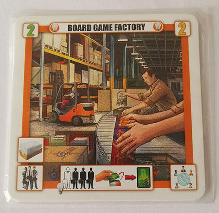 Briefcase - Board Game Factory Sondererweiterung