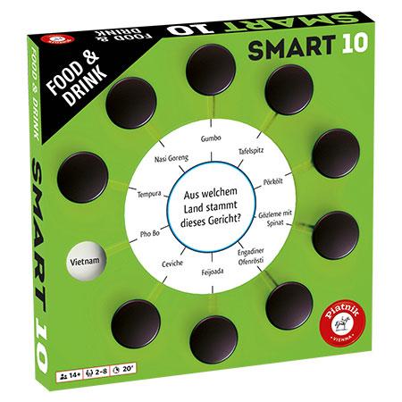 Smart 10 - Erweiterung 1 - Food & Drink