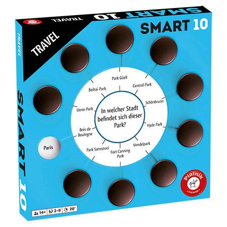 Smart 10 - Erweiterung 2 - Travel