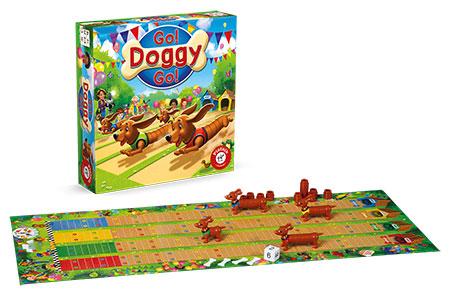 Go, Doggy, Go!