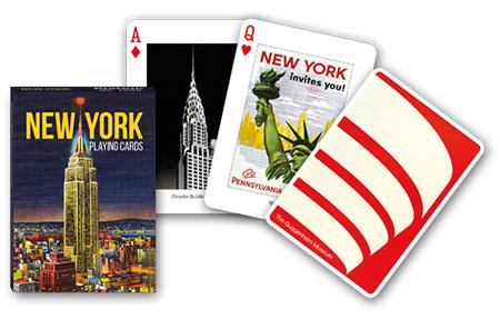 Spielkarten - New York