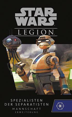 Star Wars: Legion - Spezialisten der Separatisten Erweiterung