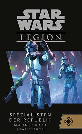 Star Wars: Legion - Spezialisten der Republik Erweiterung