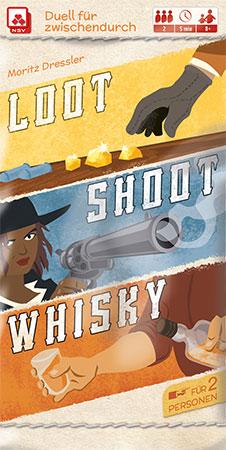 Loot Shoot Whisky (MINNY)