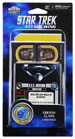 Star Trek Attack Wing - Oberth Class Card Pack