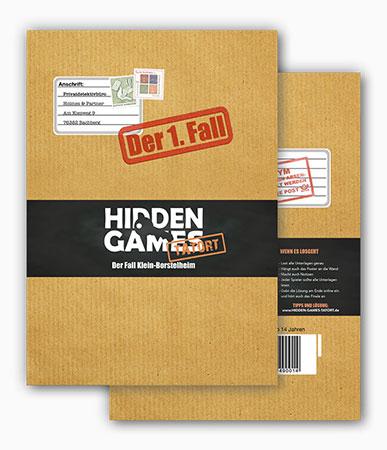 Hidden Games Tatort: Der Fall Klein-Borstelheim (1.Fall)