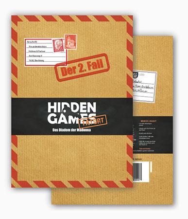 Hidden Games Tatort: Das Diadem der Madonna (2.Fall)