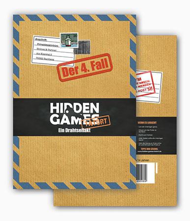 Hidden Games Tatort: Ein Drahtseilakt (4.Fall)