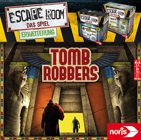 Escape Room - Tomb Robbers Erweiterung