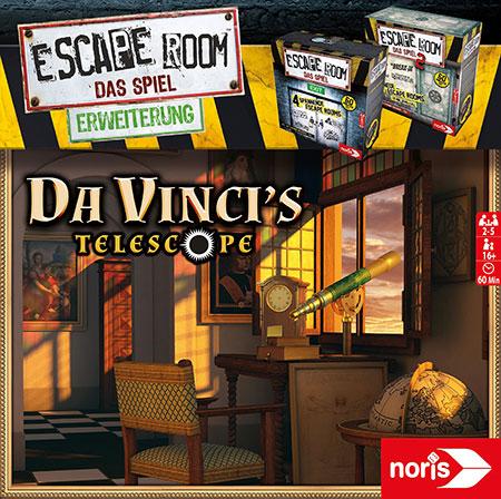 Escape Room - Da Vincis Telescope Erweiterung